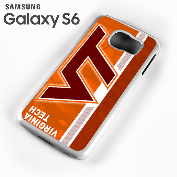 Virginia Tech Stripe - Samsung Galaxy S6 Case - Tatumcase
