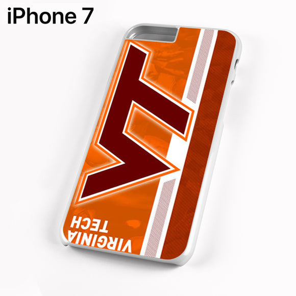 Virginia Tech Stripe - iPhone 7 Case - Tatumcase