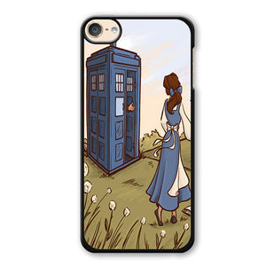 Vogueline Doctor Who With Beauty And The Beast Phonecase Cover Case For Apple Ipod 4 Ipod 5 Ipod 6