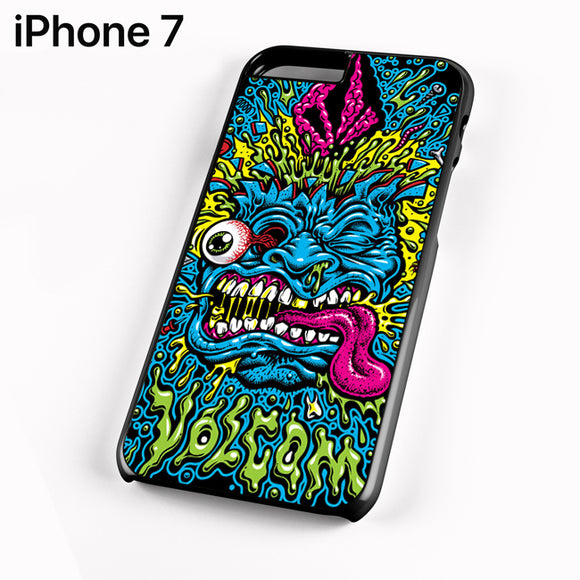 Volcom Face Jimbo Phillips - iPhone 7 Case - Tatumcase