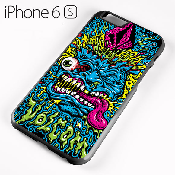 Volcom Face Jimbo Phillips - iPhone 6 Case - Tatumcase