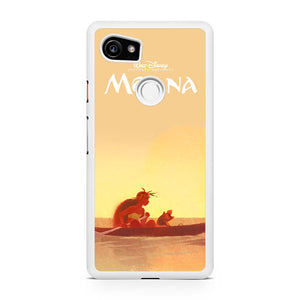 Walt Disney Moana DG, Custom Phone Case, Google Pixel 2 XL Case, Pixel 2 XL Case, Tatumcase