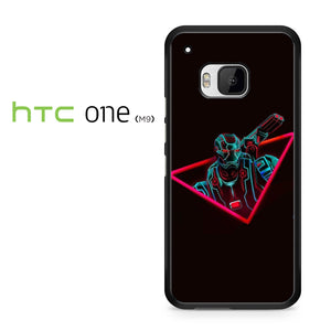 War Machine Avengers Infinity War - HTC M9 Case - Tatumcase