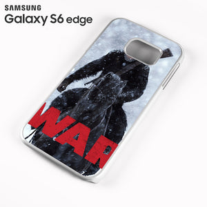 War for the planet of the apes TY - Samsung Galaxy S6 Edge Case - Tatumcase