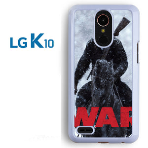 War for the planet of the apes TY - LG K10 Case - Tatumcase