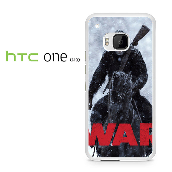 War for the planet of the apes TY - HTC M9 Case - Tatumcase