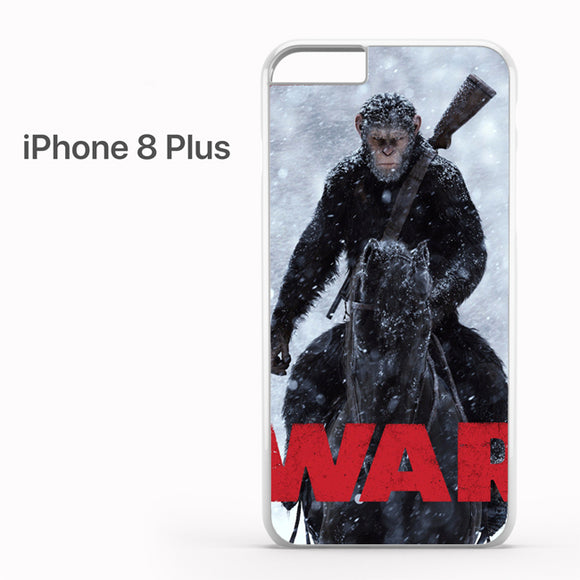 War for the planet of the apes TY - iPhone 8 Plus Case - Tatumcase