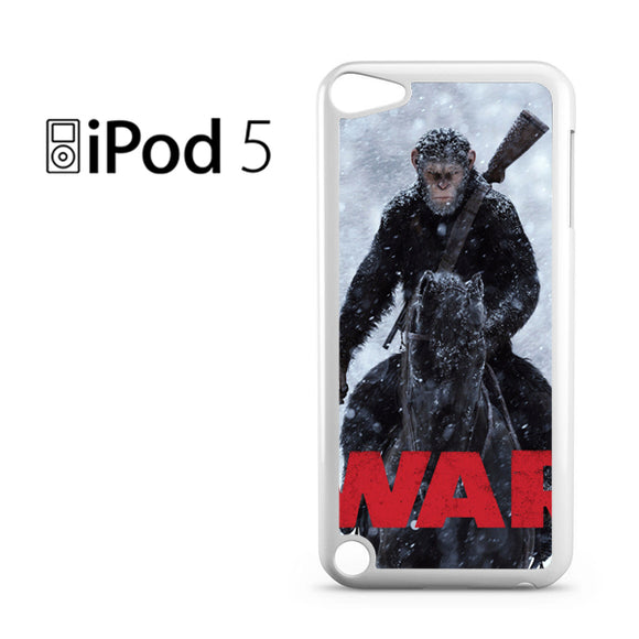 War for the planet of the apes TY - iPod 5 Case - Tatumcase