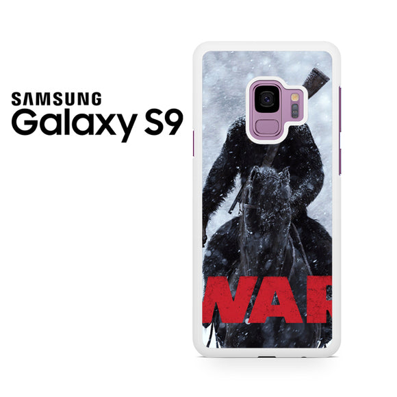 War for the planet of the apes TY - Samsung Galaxy S9 Plus Case - Tatumcase