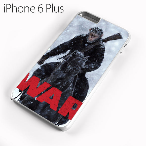 War for the planet of the apes TY - iPhone 6 Plus Case - Tatumcase