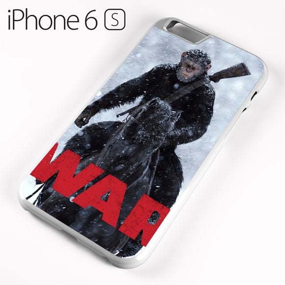 War for the planet of the apes TY - iPhone 6 Case - Tatumcase