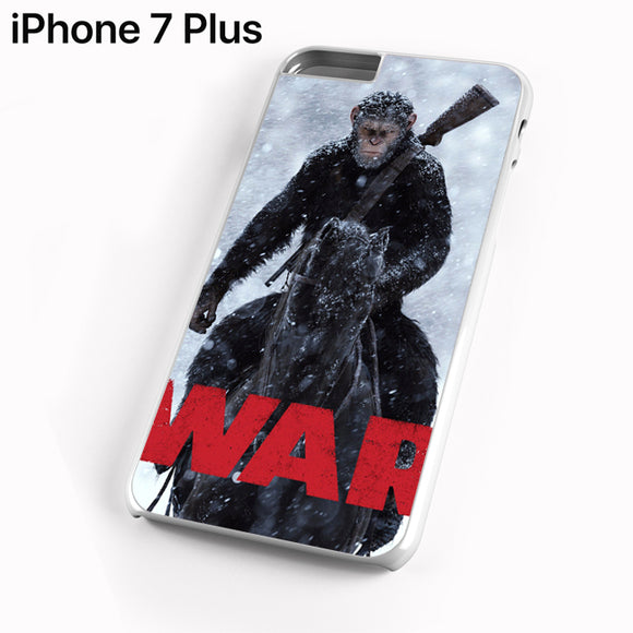 War for the planet of the apes TY - iPhone 7 Plus Case - Tatumcase