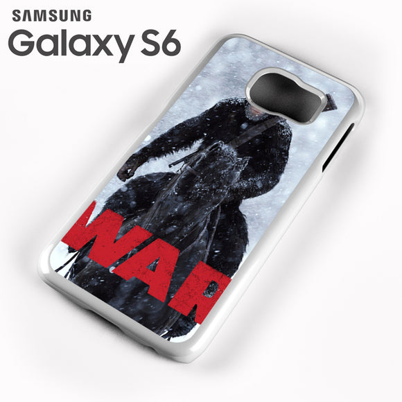 War for the planet of the apes TY - Samsung Galaxy S6 Case - Tatumcase