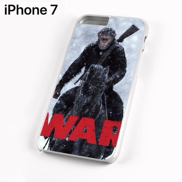 War for the planet of the apes TY - iPhone 7 Case - Tatumcase