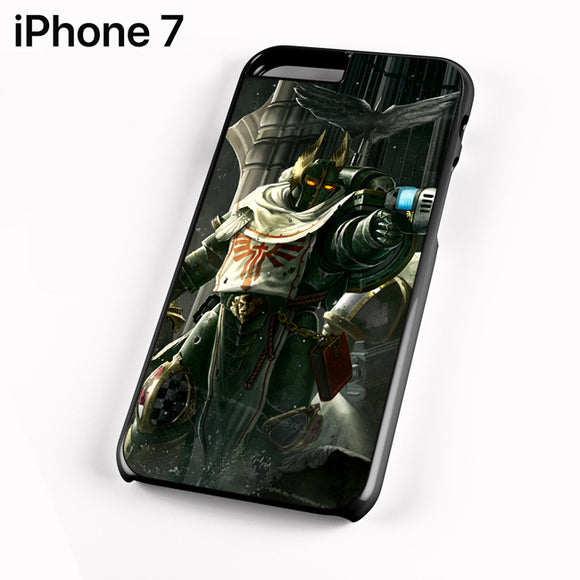 Warhammer 40k dark angels - iPhone 7 Case - Tatumcase