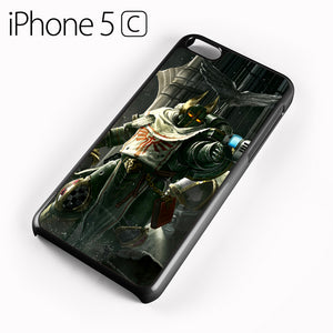 Warhammer 40k dark angels - iPhone 5C Case - Tatumcase