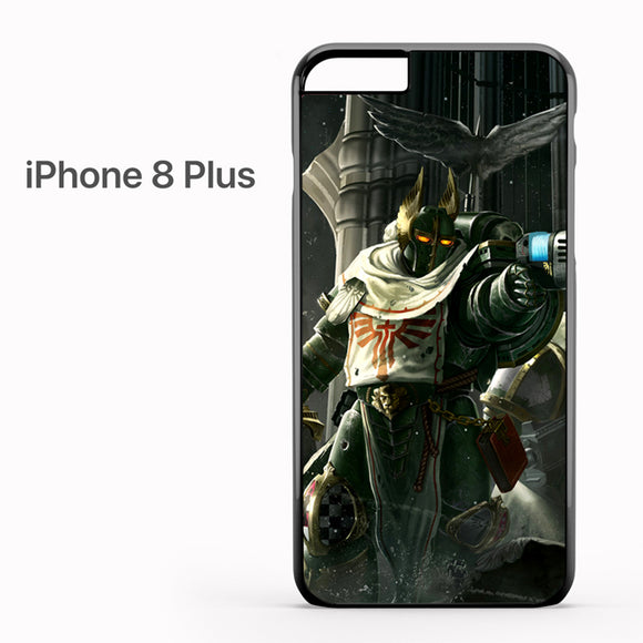 Warhammer 40k dark angels - iPhone 8 Plus Case - Tatumcase