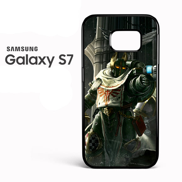 Warhammer 40k dark angels - Samsung Galaxy S7 Case - Tatumcase