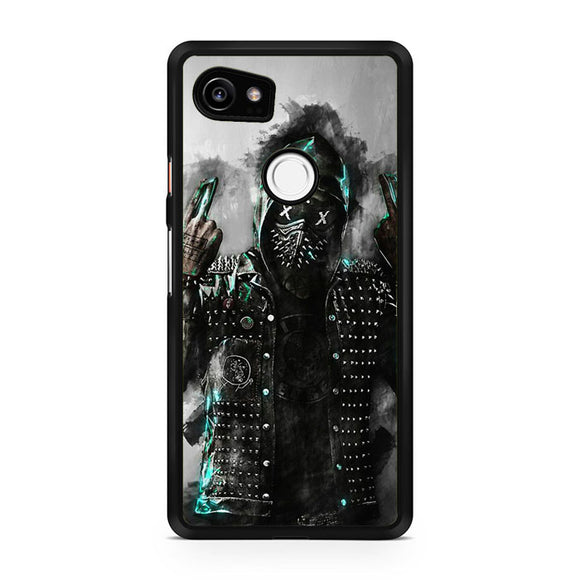 Watch Dogs 2 AA, Custom Phone Case, Google Pixel 2 XL Case, Pixel 2 XL Case, Tatumcase
