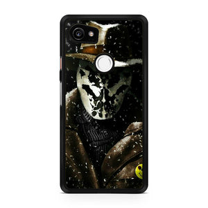 Watch Man Rorschach 3 AA, Custom Phone Case, Google Pixel 2 XL Case, Pixel 2 XL Case, Tatumcase