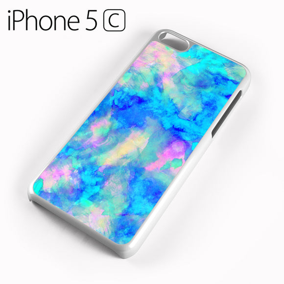 Watercolor Colorfull 2 - iPhone 5C Case - Tatumcase