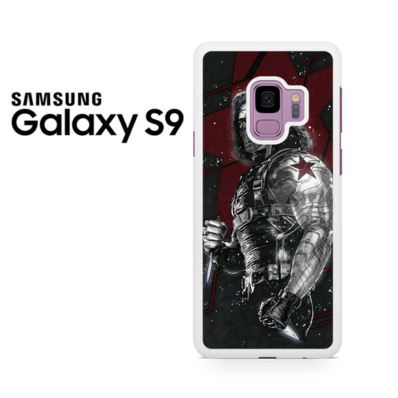 Winter Soldier AB - Samsung Galaxy S9 Case - Tatumcase