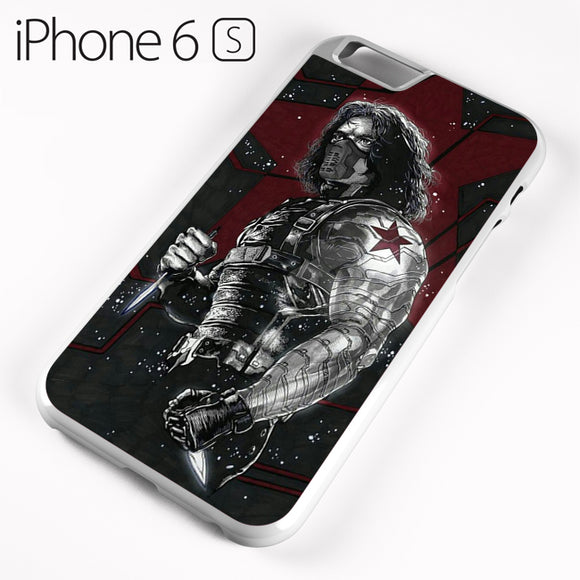Winter Soldier AB - iPhone 6 Case - Tatumcase