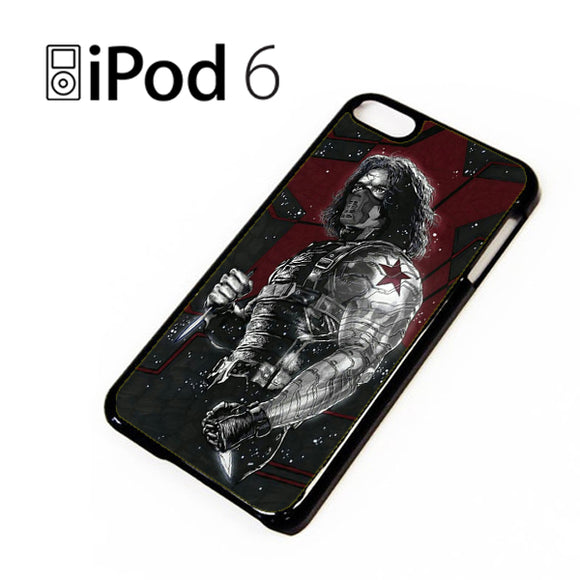 Winter Soldier AB - iPod 6 Case - Tatumcase