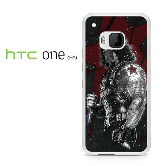 Winter Soldier AB - HTC M9 Case - Tatumcase