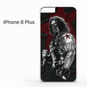 Winter Soldier AB - iPhone 8 Plus Case - Tatumcase