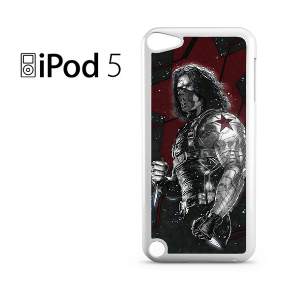 Winter Soldier AB - iPod 5 Case - Tatumcase