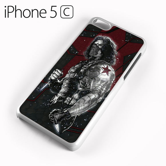 Winter Soldier AB - iPhone 5C Case - Tatumcase