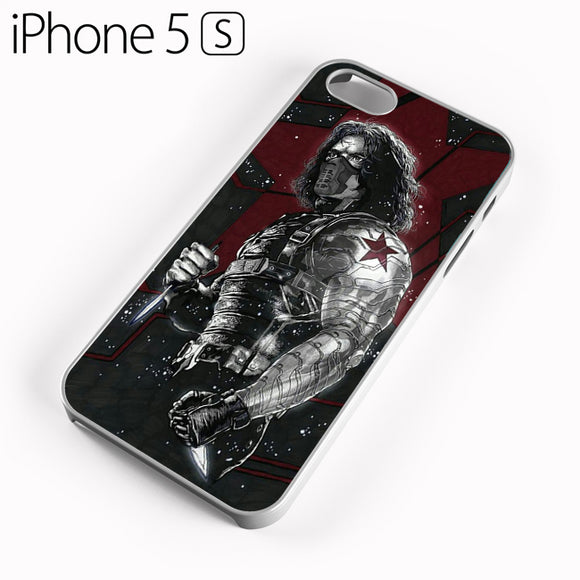 Winter Soldier AB - iPhone 5 Case - Tatumcase