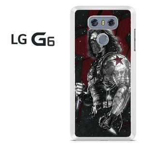 Winter Soldier AB - LG G6 Case - Tatumcase