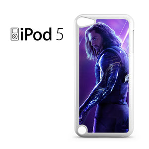 Winter Soldier Avenger Infinity War AB - iPod 5 Case - Tatumcase