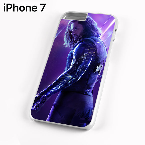 Winter Soldier Avenger Infinity War AB - iPhone 7 Case - Tatumcase