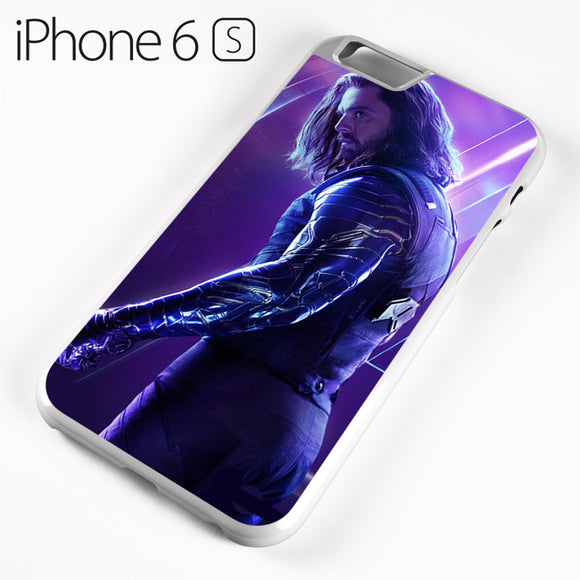 Winter Soldier Avenger Infinity War AB - iPhone 6 Case - Tatumcase