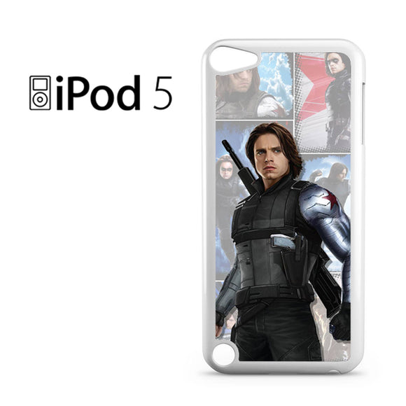 Winter Soldier Bucky AB - iPod 5 Case - Tatumcase