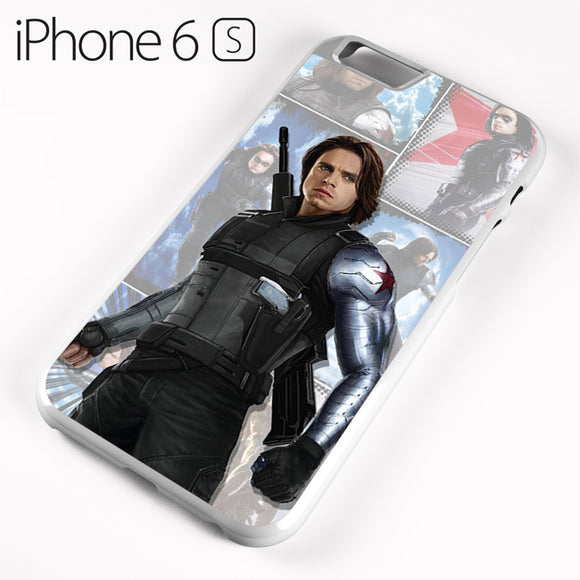 Winter Soldier Bucky AB - iPhone 6 Case - Tatumcase