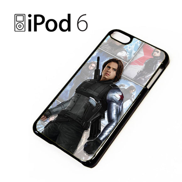 Winter Soldier Bucky AB - iPod 6 Case - Tatumcase