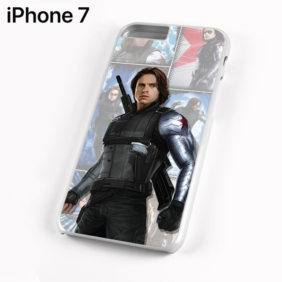 Winter Soldier Bucky AB - iPhone 7 Case - Tatumcase