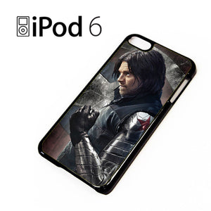 Winter soldier metal arm - iPod 6 Case - Tatumcase