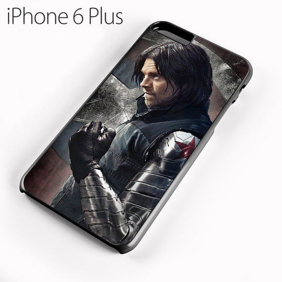 Winter soldier metal arm - iPhone 6 Plus Case - Tatumcase