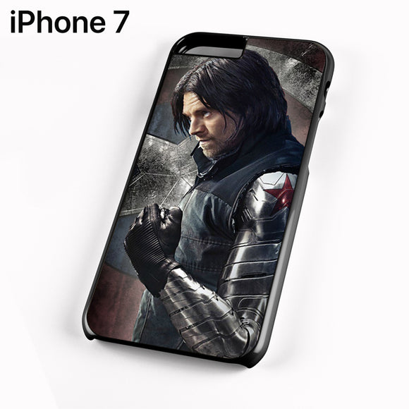 Winter soldier metal arm - iPhone 7 Case - Tatumcase