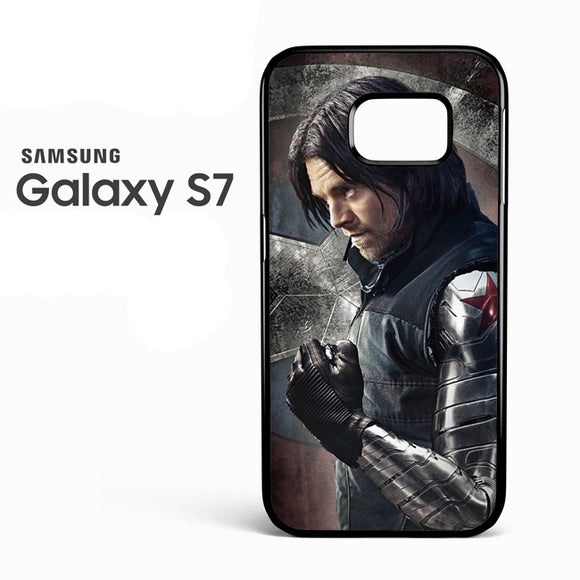 Winter soldier metal arm - Samsung Galaxy S7 Case - Tatumcase