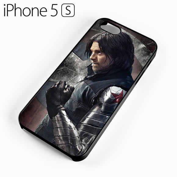 Winter soldier metal arm - iPhone 5 Case - Tatumcase