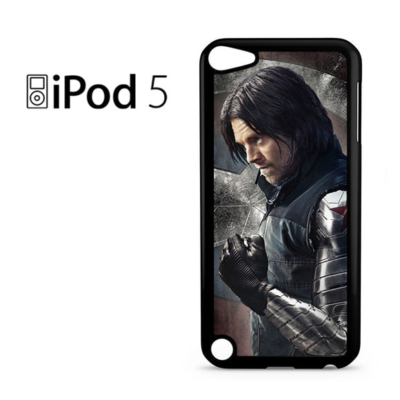 Winter soldier metal arm - iPod 5 Case - Tatumcase