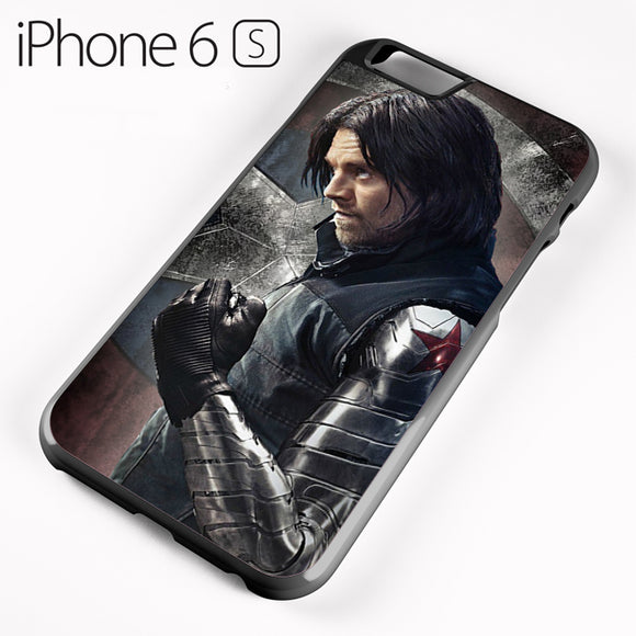 Winter soldier metal arm - iPhone 6 Case - Tatumcase