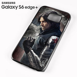 Winter soldier metal arm - Samsung Galaxy S6 Edge Plus Case - Tatumcase