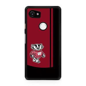 Wisconsin Badgers American Football 1 AA, Custom Phone Case, Google Pixel 2 XL Case, Pixel 2 XL Case, Tatumcase